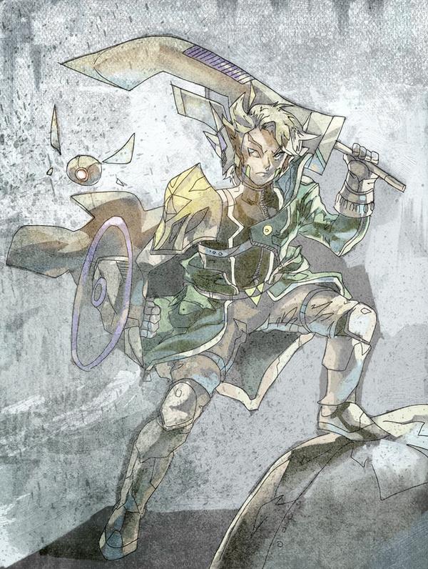 Final Zelda by daremaker