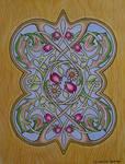 Celtic Floral Nouveau