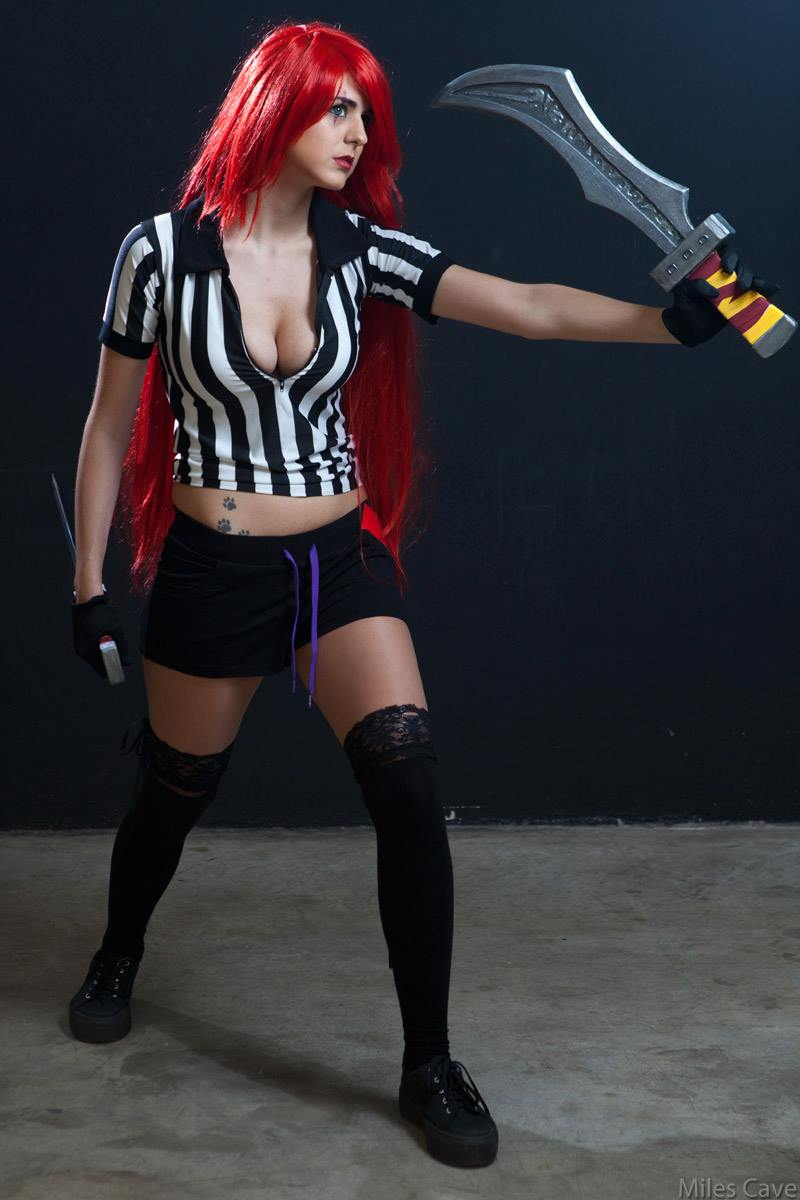 red card katarina how to get
