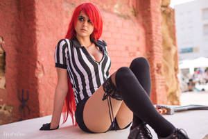 Red Card Katarina by JubyHeadshot