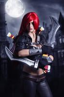 Katarina! by JubyHeadshot