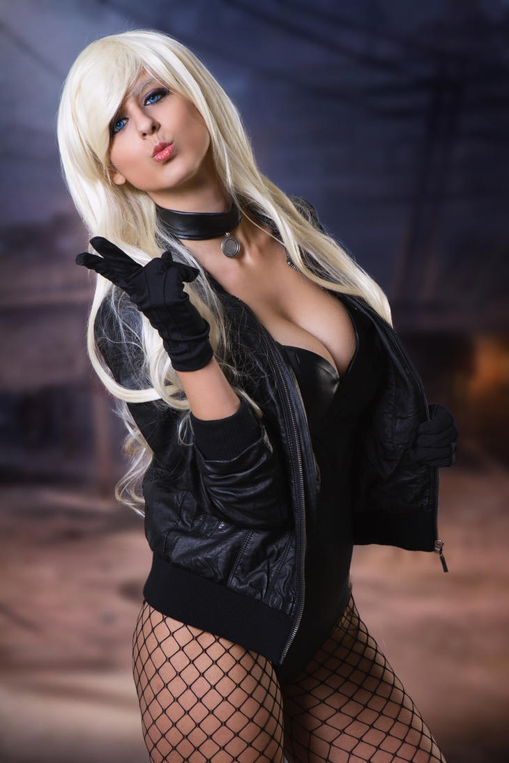 Black Canary by JubyHeadshot on DeviantArt