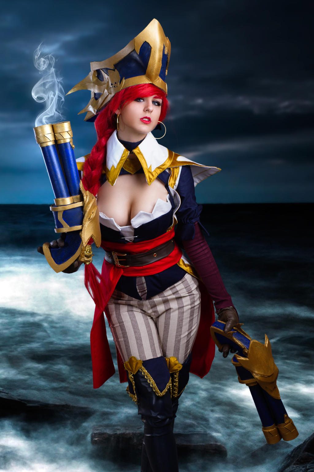 Captain miss fortune cosplay