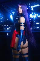Psylocke!! by JubyHeadshot