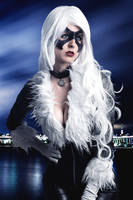 Black Cat by JubyHeadshot