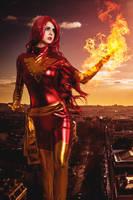Dark Phoenix! by JubyHeadshot