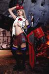 Alisa from God Eater 2!