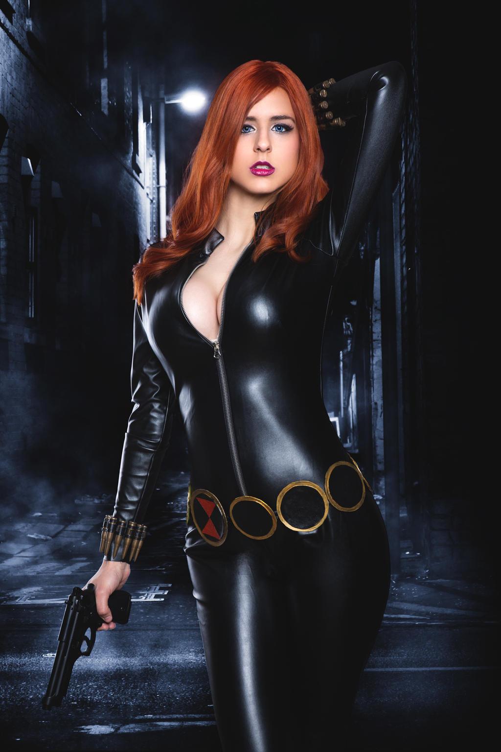 Black Widow! by JubyHeadshot
