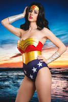 Wonder Woman by JubyHeadshot