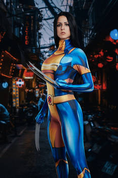 Wolverine Laura Kinney