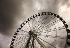 Southbank Wheel by RakelClark