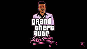 GTA Vice City [10 Years Anniversary] Wallpaper 2 by eduard2009
