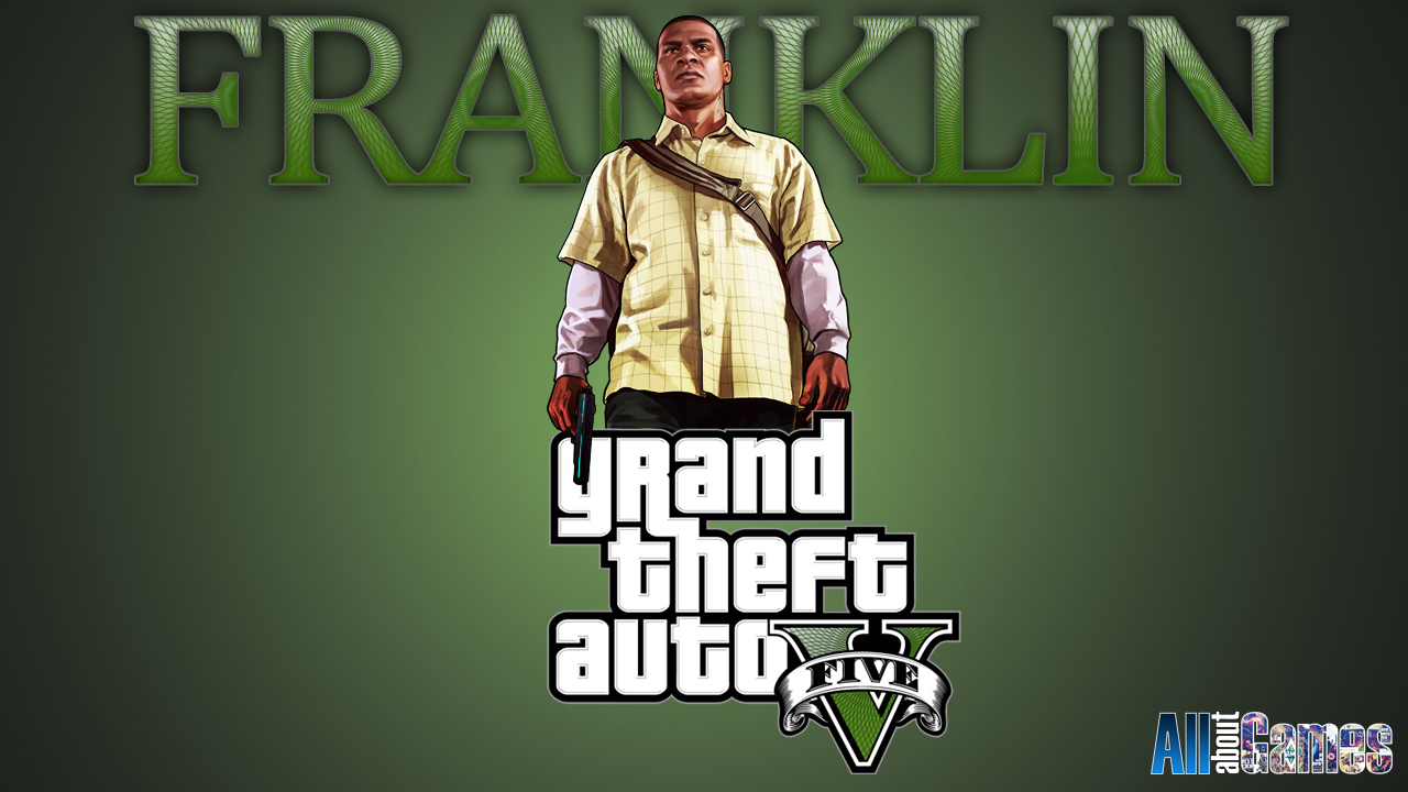 Grand Theft Auto V Franklin by eduard2009