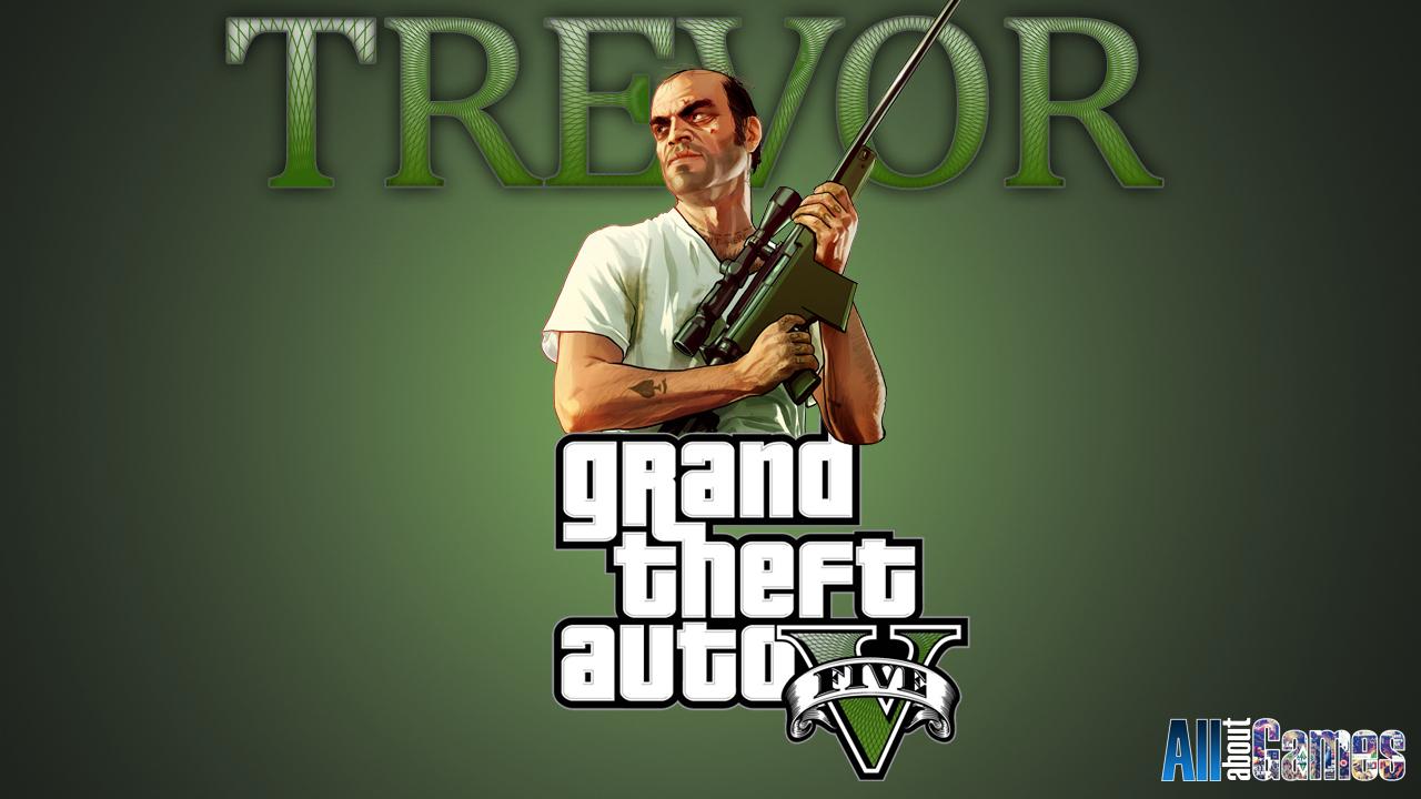 Grand Theft Auto V Trevor by eduard2009