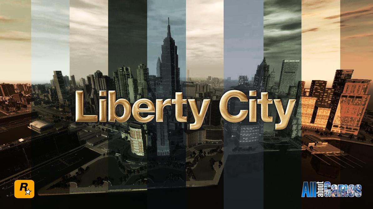 Liberty City SimCity 4