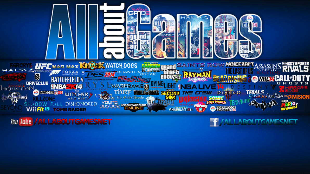 All about Games Wallpaper by eduard2009 on DeviantArt