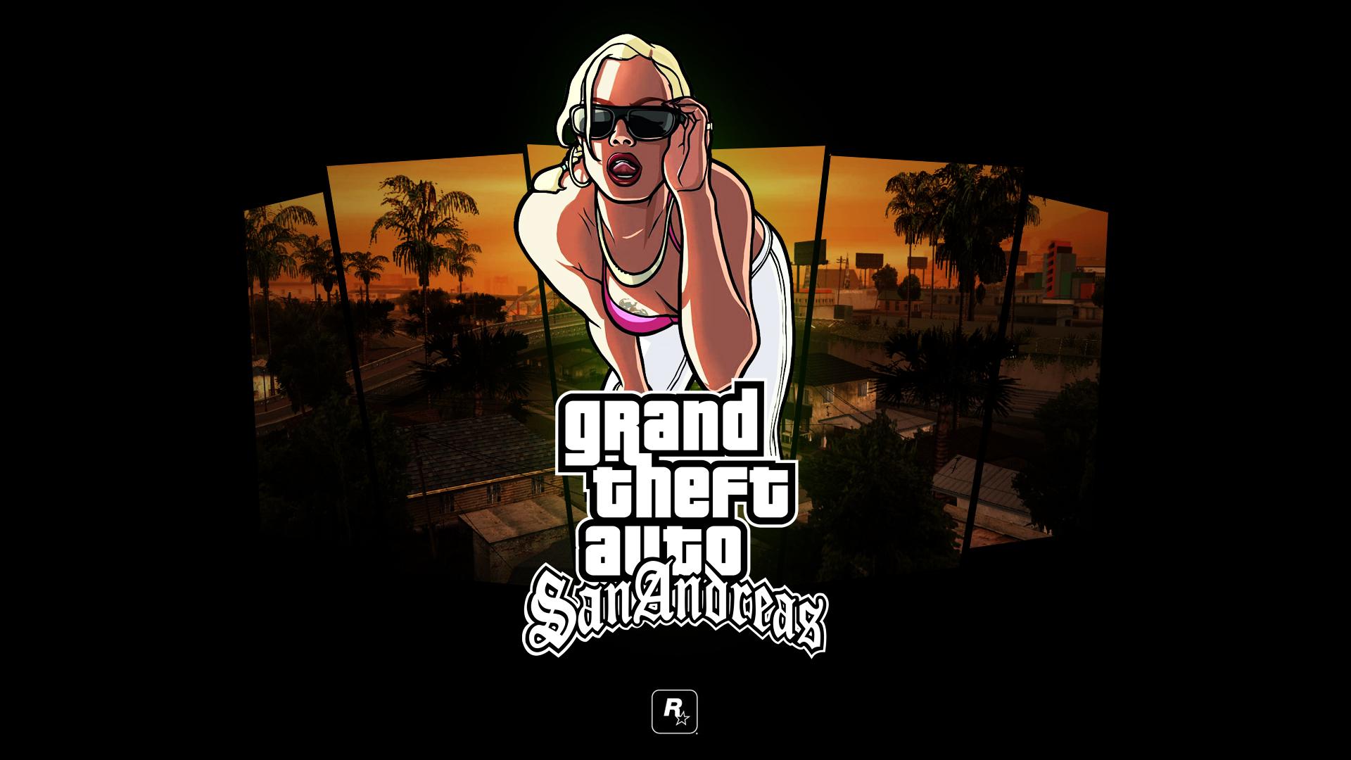 GTA San Andreas [10 Year Anniversary] Wallpaper 2 by ...