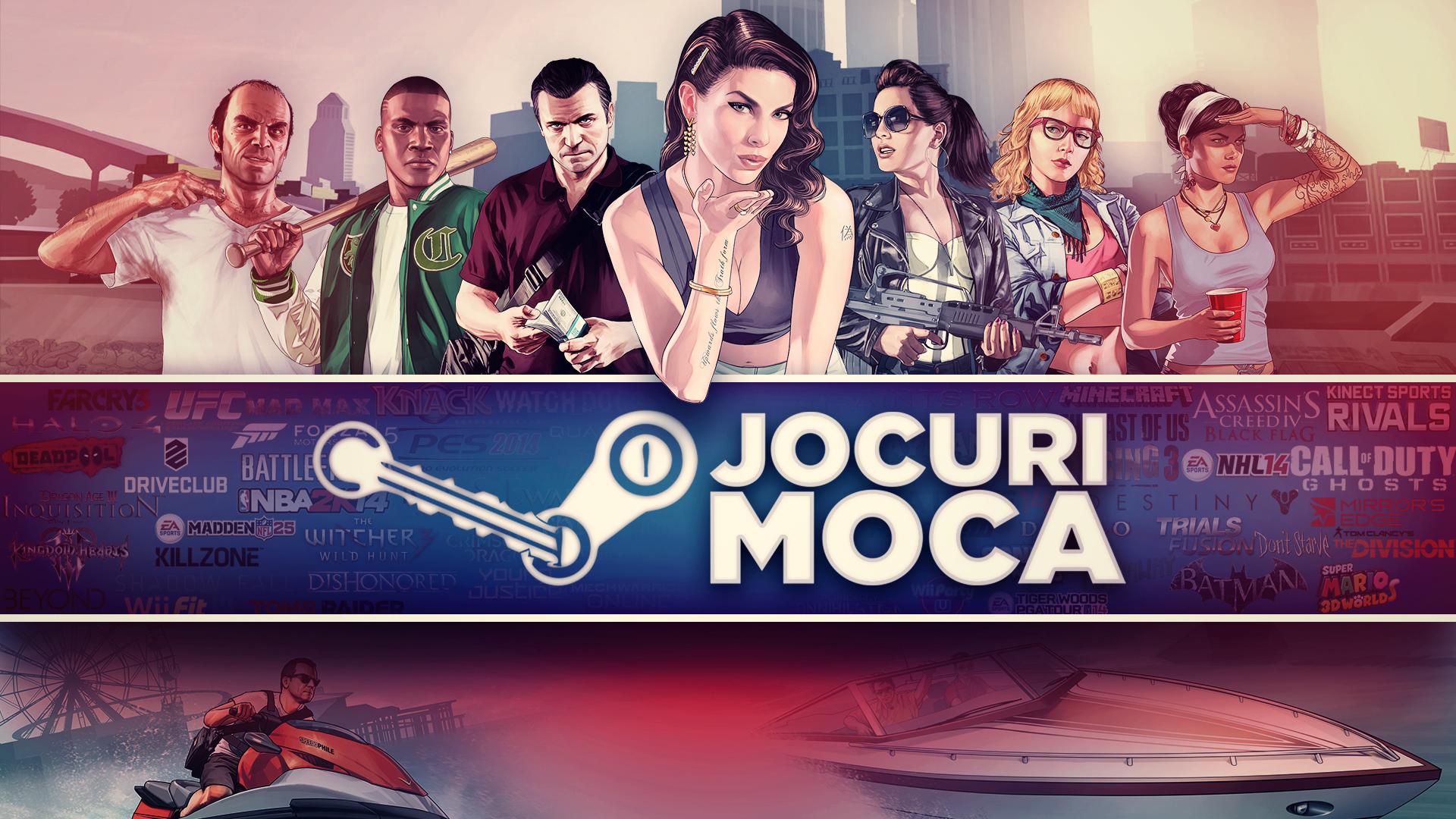 Jocuri moca Wallpaper by eduard2009