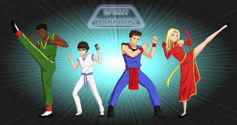 SpiritWarriors: Heroes