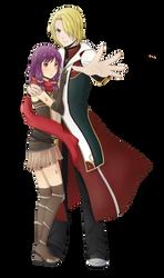 Commission-Kohei and Reiru