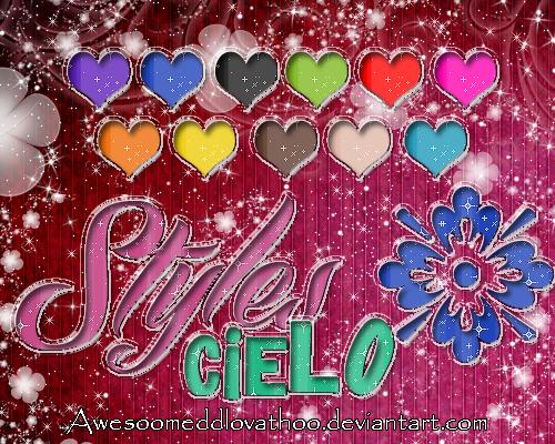 +STYLES.cielo by AwesoOmeDDLovathoO