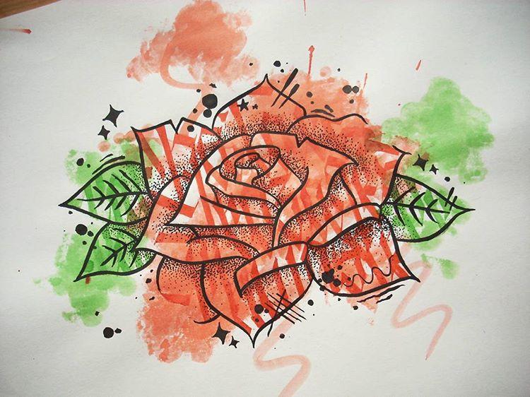 Calli rose by AnonimOne1