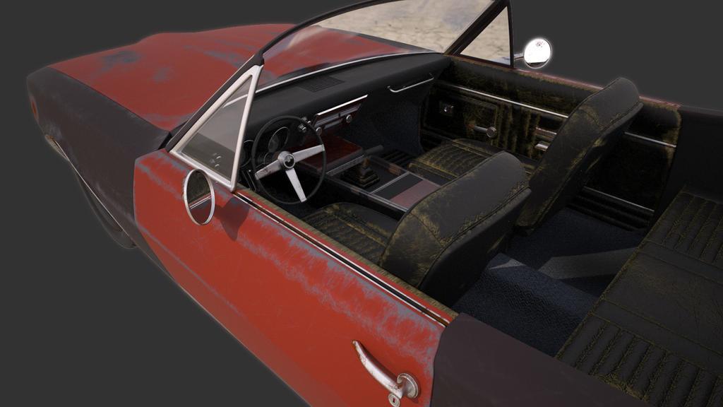 worn car interior by hoborgian on deviantart