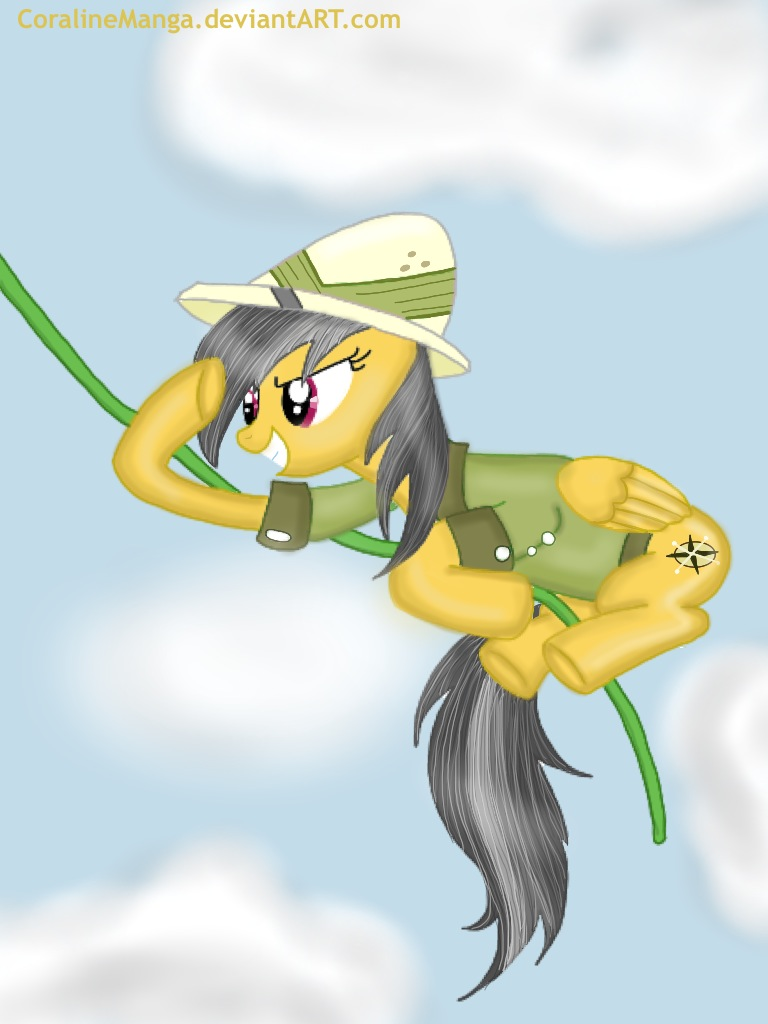 Daring Do appreciation thread | UK of Equestria