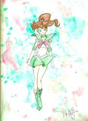 Sailor Jupiter Fan Art