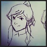 Korra Sketch