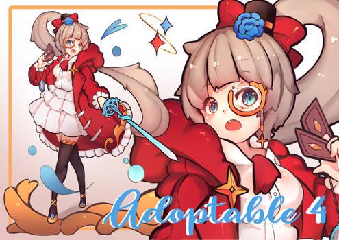[OPEN] Adoptable Auction 04