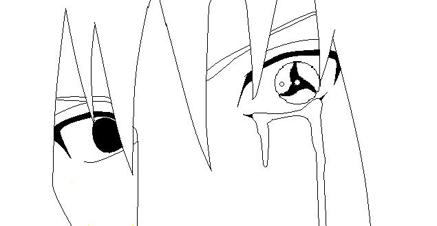 Sasuke Lineart : Free sasuke line art by eoghan of the funk on deviantart
