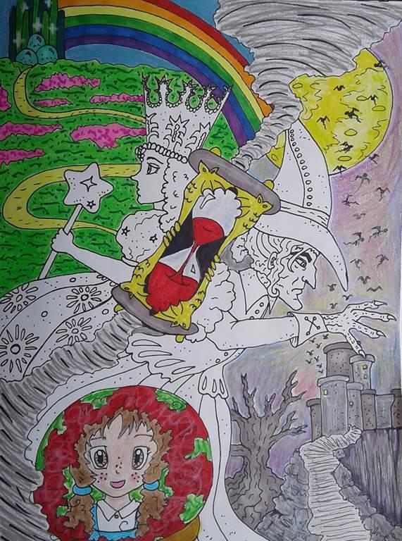 Wizard of OZ by marandaschmidt