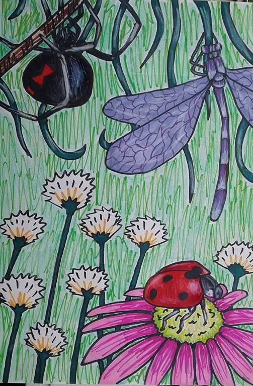 Bugs by marandaschmidt