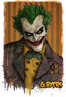 Joker-Oct,3 by GarrettByers