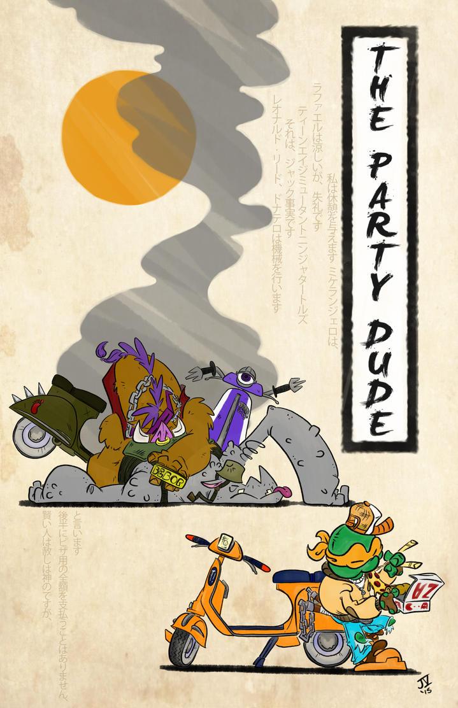 Turtle Scroll by rivrav