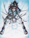 Uchiha Sasuke: Chidori