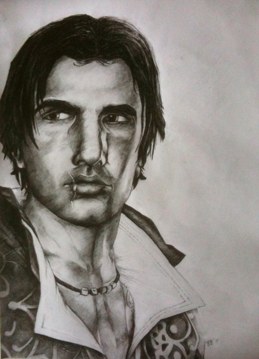 Young Ezio Auditore By Cautiousducky On Deviantart