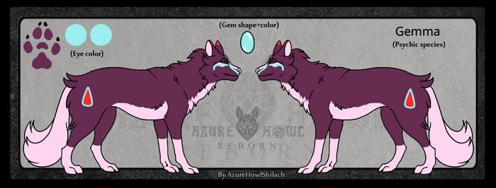 AzureHowl Reborn - Gemma