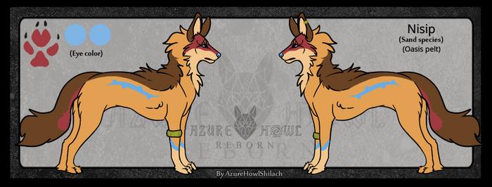 AzureHowl Reborn - Nisip