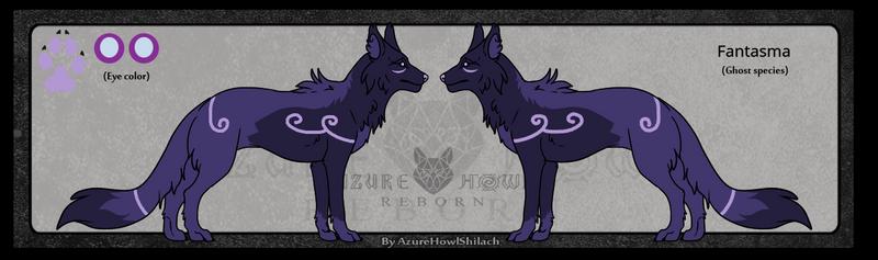 AzureHowl Reborn - Fantasma