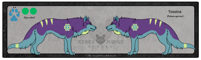 AzureHowl Reborn - Tossina