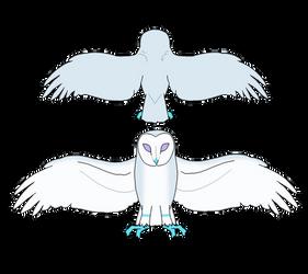 AzureHowl Reborn Summoned Spirit- Frostwind