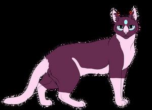 AzureHowl Reborn Summoned Spirit- Blume