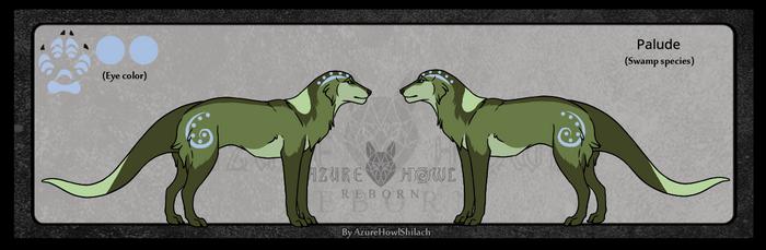 AzureHowl Reborn - Palude
