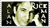 Another Alan Rickman Stamp by Scatharis