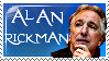 Alan Rickman Stamp 4th by Scatharis