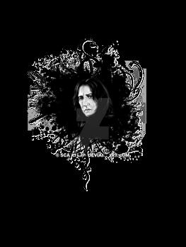 Severus Snape-Slytherin-Template