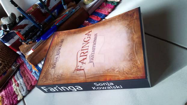 Faringa - my novel gets published!