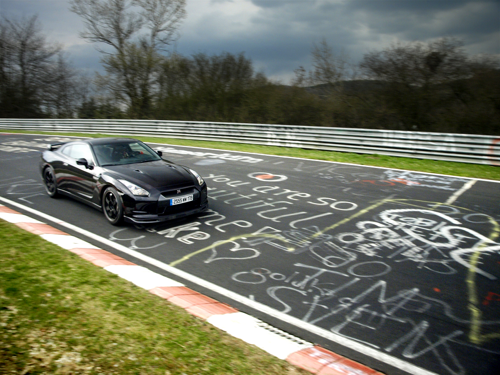 CarFreitag at Nurburgring 8